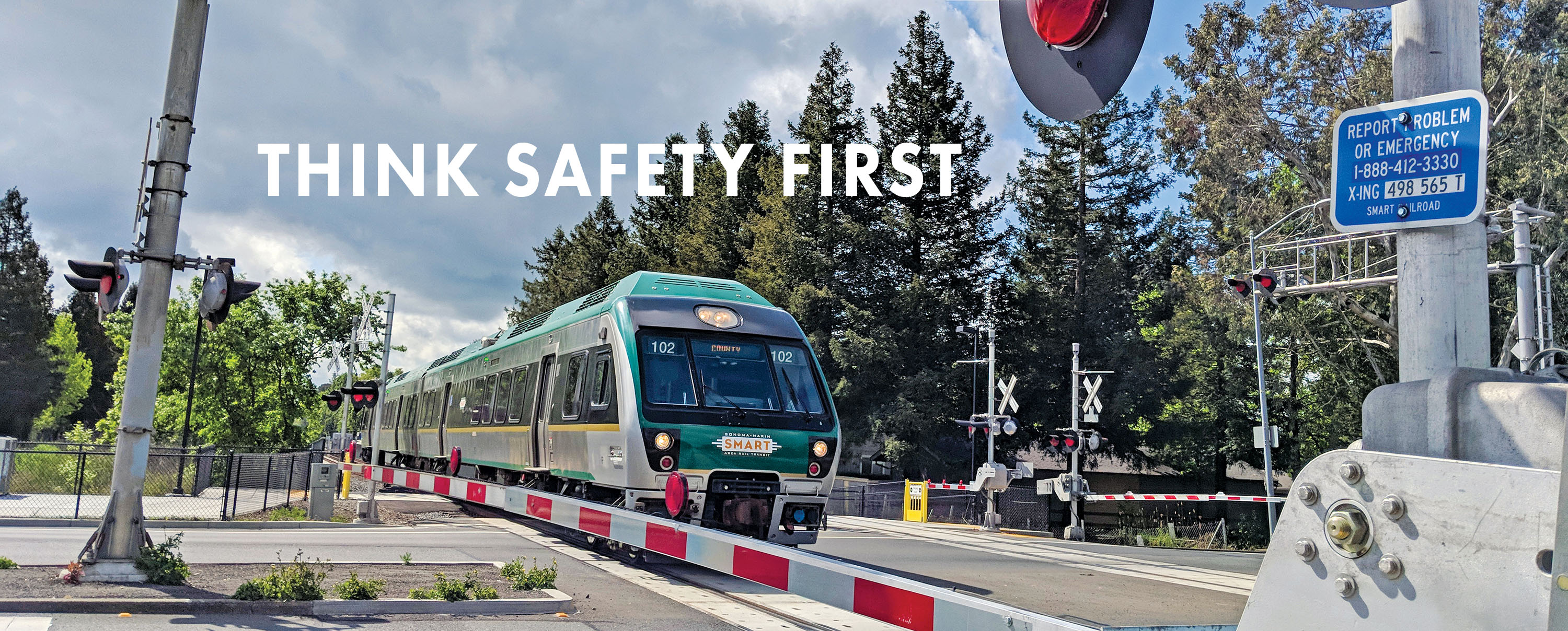 SMART Rail Safety – Together we build rail safe communities